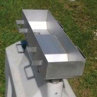 Nourrice inox pour module de sécurité