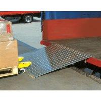Pont de chargement amovible jusqu'à 1200 kg