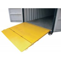Pont de chargement pour conteneurs capacité 6500 kg
