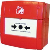Déclencheur d'alarme incendie manuel Standard
