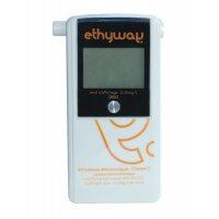 Ethylotest électronique réutilisable et embout