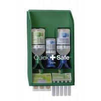 Station de lavage oculaire murale Plum Saline/neutre