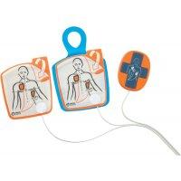 Electrodes pour powerheart G5 avec module RCP