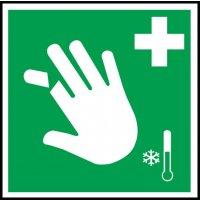 Panneau de signalisation Trousse pour membre coupé