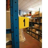Chiffre pour plot magnétique H 80 mm
