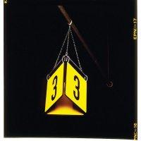 Triangle pour marquage entrepôt