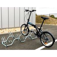 Support 3, 5, 6, 9 vélos côte à côte