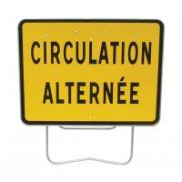 Panneaux Galva Circulation alternée Cl1