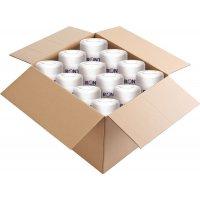 Carton de 12 boîtes de 100 lingettes désinfectantes