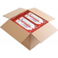 Carton de 12 pochettes de 100 lingettes désinfectantes