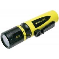 Lampe torche ATEX zone 0 200 lumens