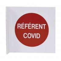"""Signalisation d'identification """"Référent COVID"""""""