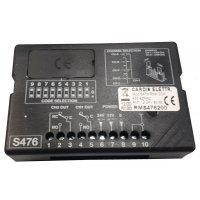 Système télécommandé pour barrière levante BLA34M