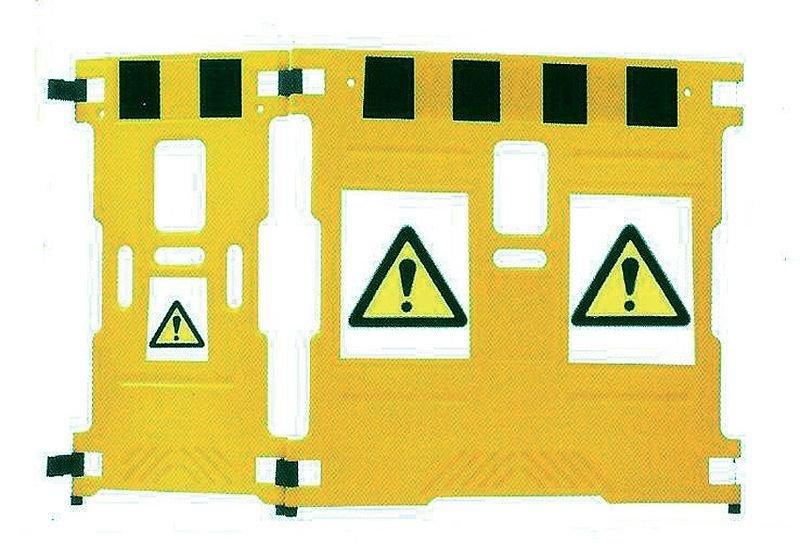 Barrière de maintenance générale H 1100 mm