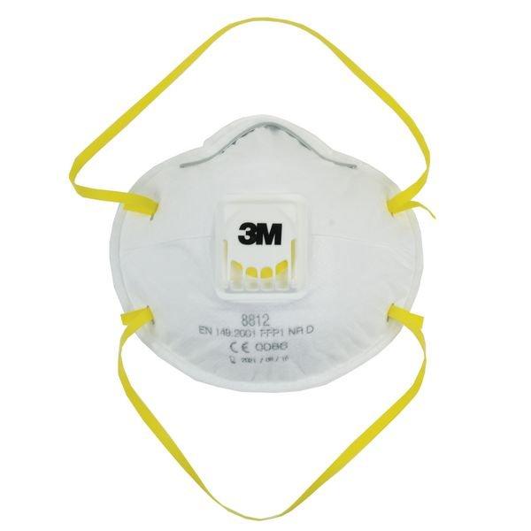 Masques classiques avec coque 3M™ FFP1