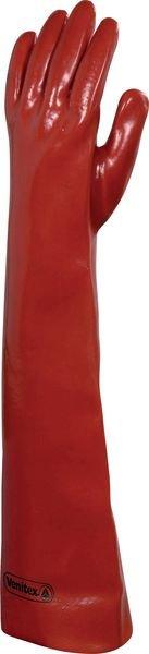 Gants à enduction PVC pour hydrocarbures L.60 cm - Signals