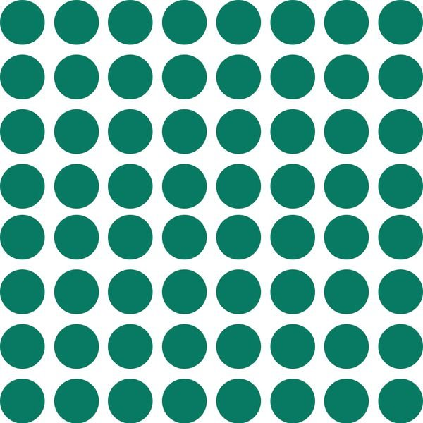 Lot de 720 mini-pastilles par couleur