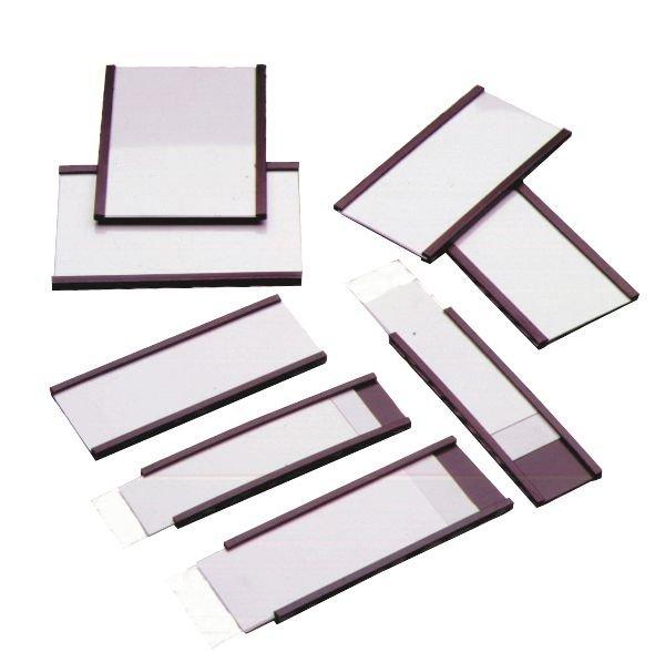 Porte-étiquette magnétique
