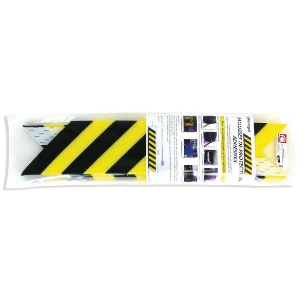 Amortisseur mousse protection plate ou d'angle - Signals