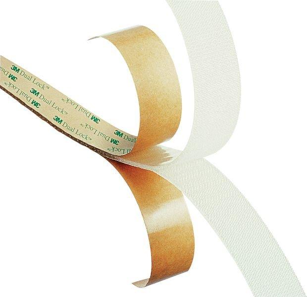 Dual lock 3M assemblage amovible pour panneaux légers