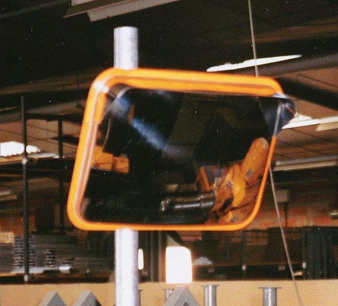 Miroirs multi-usages en inox Petit formats