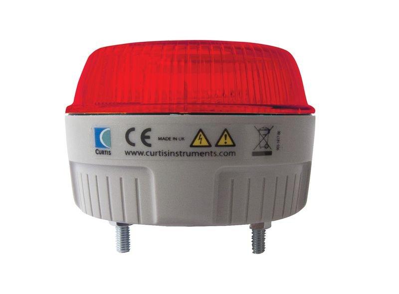 Feu à éclat au xénon 2 W 230 VAC Ø 81 mm