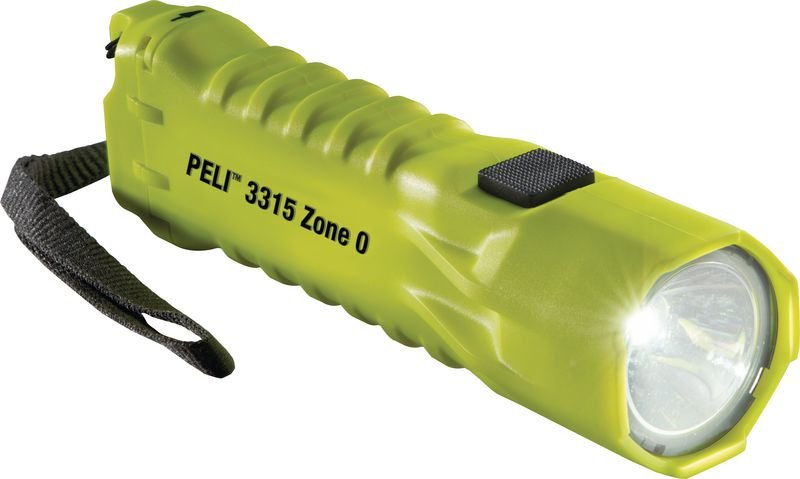 Lampe d'intervention LED Atex Zone 0