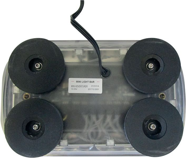 Mini rampe LED ultraplate pour véhicule
