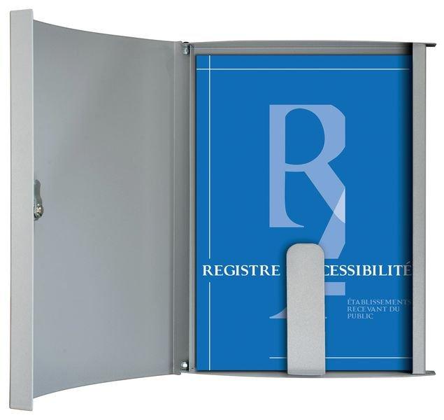 Armoire pour registre public d'accessibilité - Signals