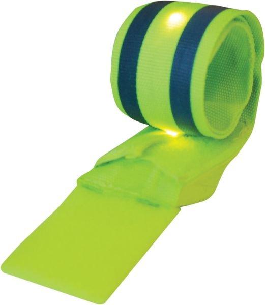 Brassards LED auto-enroulants