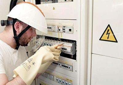 Casque E-Man® EN 397 contre les arcs électriques - Signals