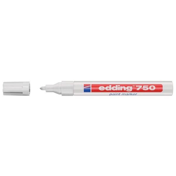 Marqueur peinture encre permanente blanche ou noire