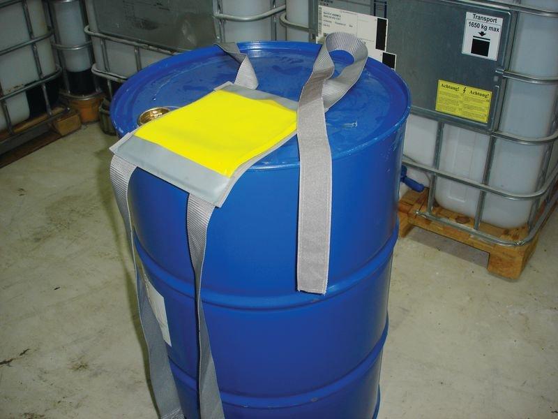 Ceinture obturatrice anti-fuite pour fûts - Signals