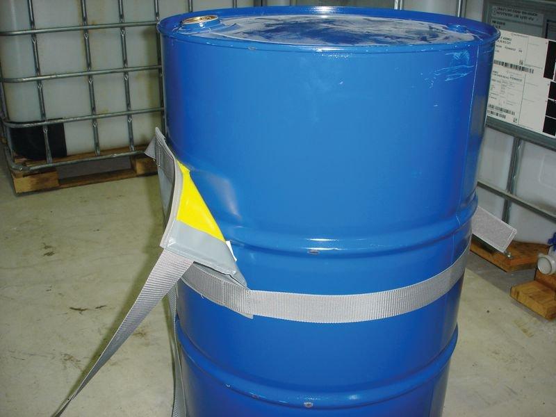 Ceinture obturatrice anti-fuite pour fûts - Accessoires pour fûts