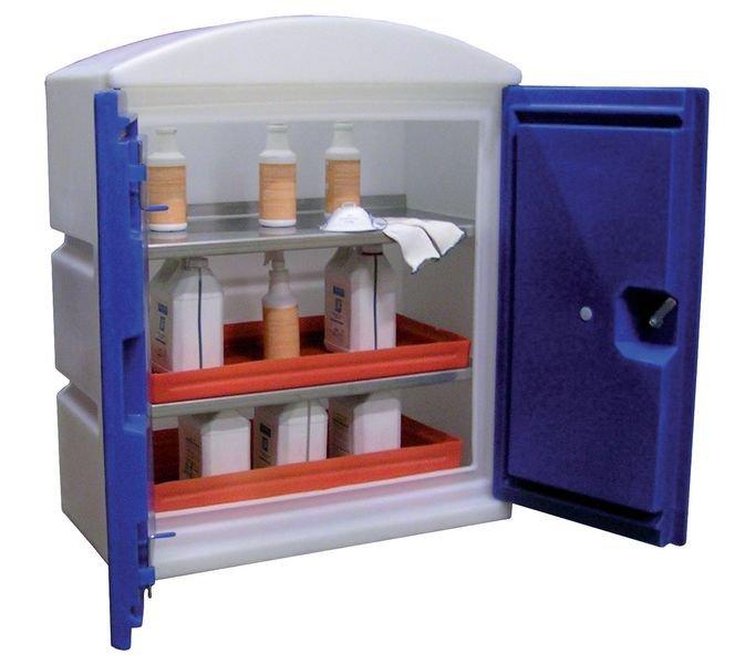 Armoires de sécurité en polyéthylène