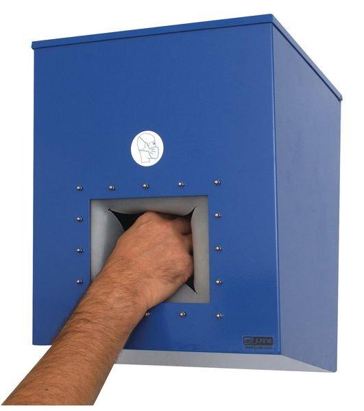Distributeur pour masques respiratoires coques
