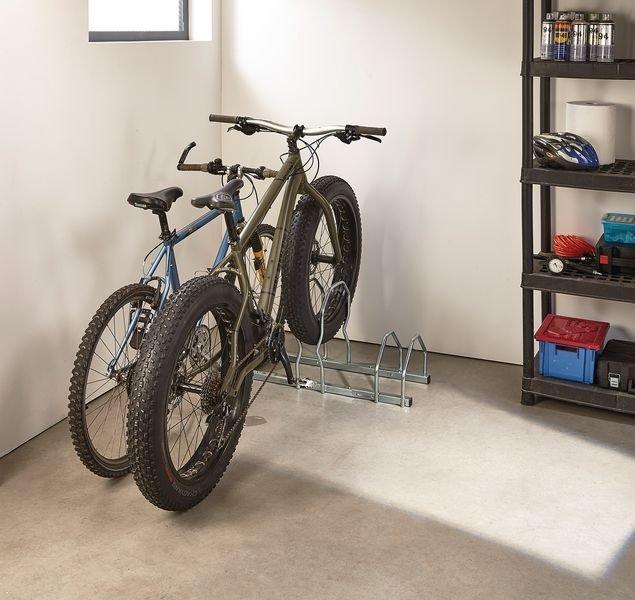 Range-vélos réglable pour pneus larges - Signals