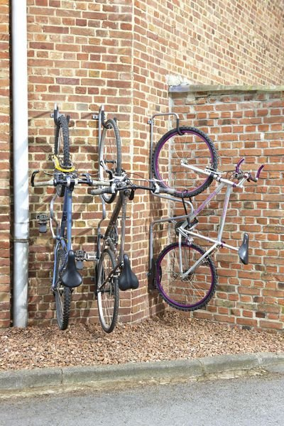 Range-vélos mural individuel - Signals