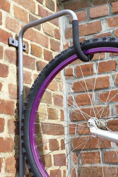 Range-vélos mural individuel - Equipement du site