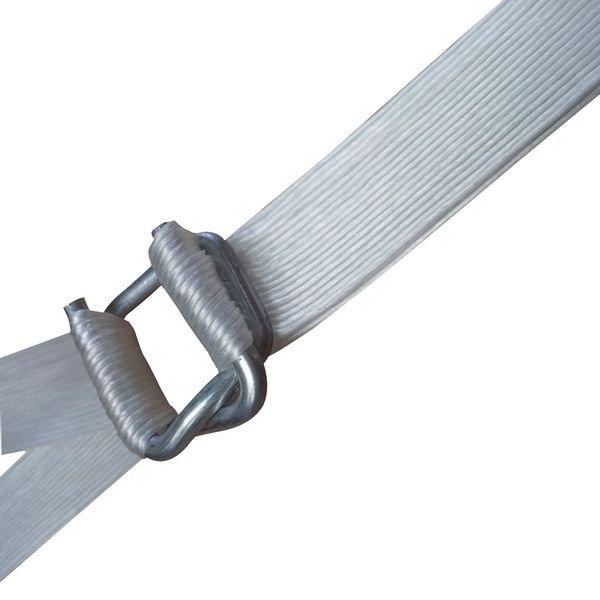 Boucles acier ouvertes feuillard polyester ou textile - Signals