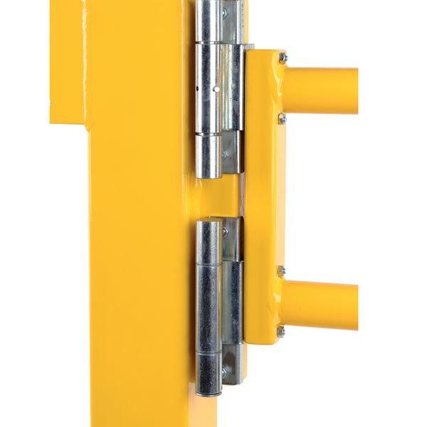 Porte battante pour barrière de protection TÜV - Signals