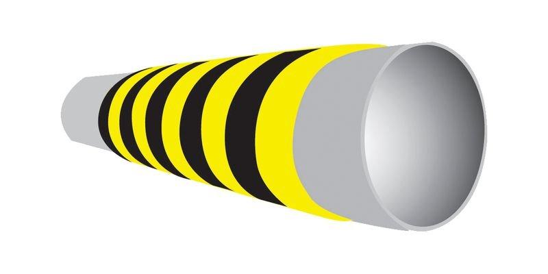 Rouleau de protection mousse pour tuyaux - Signals