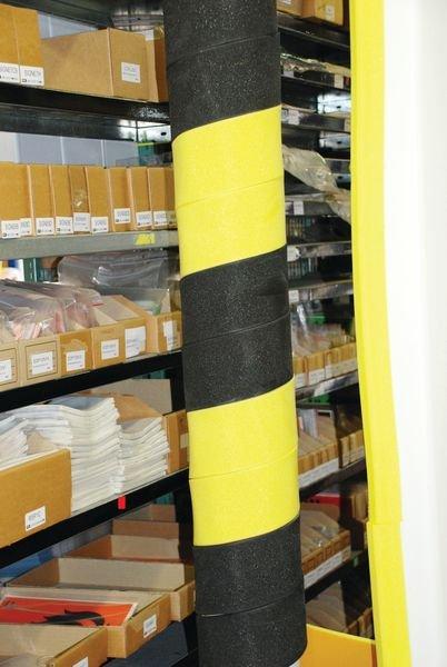 Rouleau de protection mousse pour tuyaux - Amortisseurs de chocs