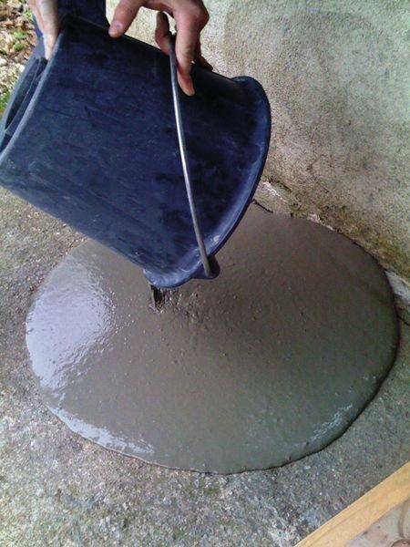 Mortier de ragréage forte épaisseur - Préparation des sols
