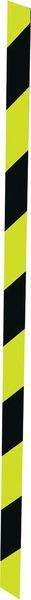 Profil plat Alu Fluo/Photoluminescent