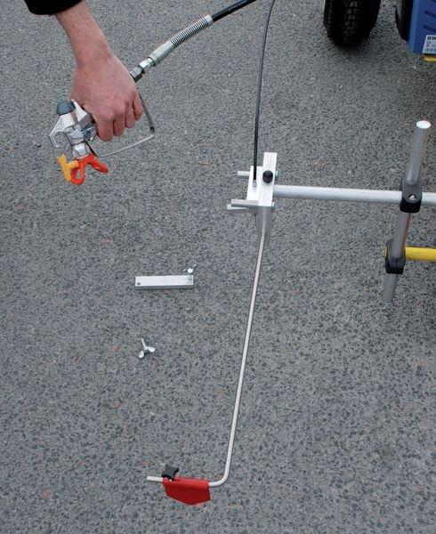 Machine pour un traçage précis Airless Liner - Signals