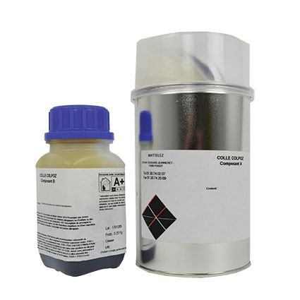 Colle Pu505 pour dalles podotactiles