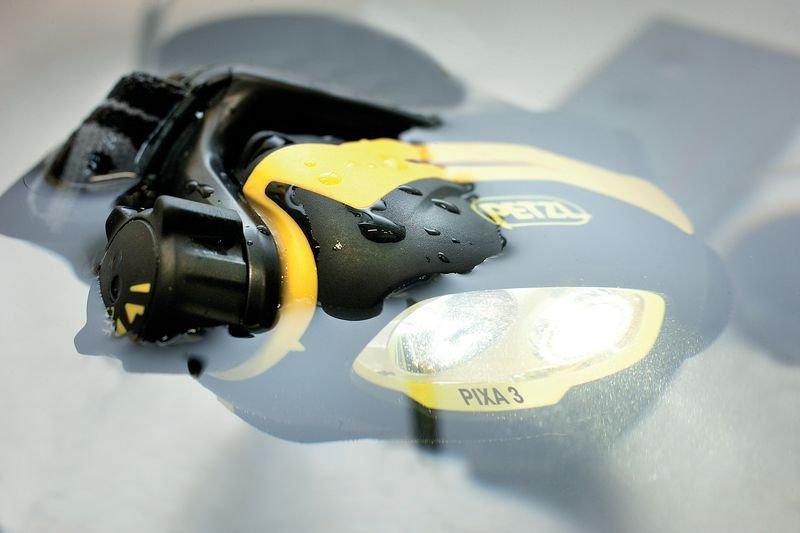 Lampe frontale Pixa® 3 rechargeable pour zones ATEX 2 - Eclairage à main