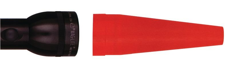 Cône de signalisation pour torche Maglite