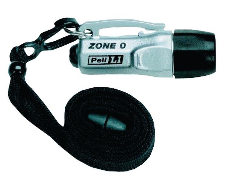 Mini lampe torche Zone 0